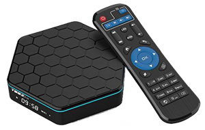 T95Z Plus Android 7.1.2 TV Box Newest CPU Amlogic S912 Octa Fully Loaded Add-ons Newest KODI 2GB RAM 16GB ROM Dual Band 2.4G/5G WIFI Bluetooth 4.0 - All in one Entertainment System